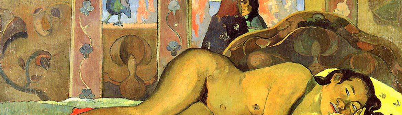 Konstnärer - Paul Gauguin