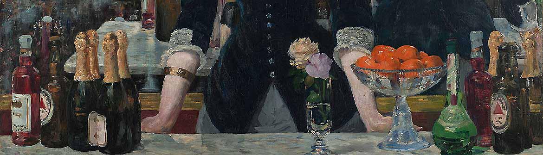 Konstnärer - Edouard Manet