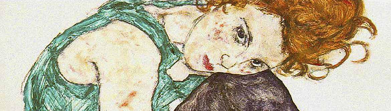 Konstnärer - Egon Schiele