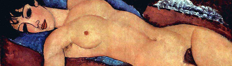 Konstnärer - Amadeo Modigliani