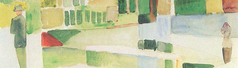 Kollektioner - Akvarellmåleri