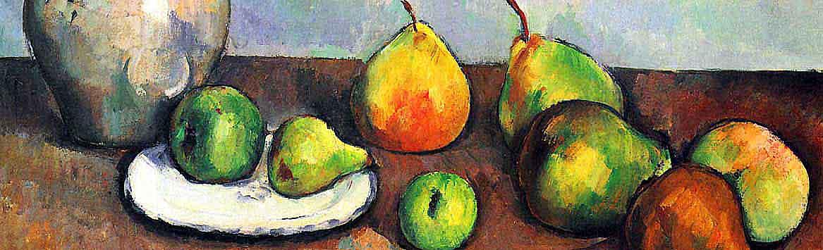Konstnärer - Paul Cézanne