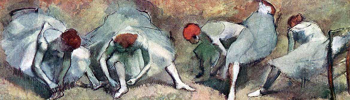 Konstnärer - Edgar Degas