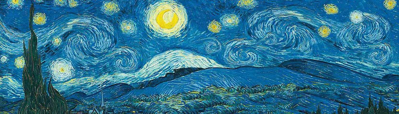 Konstnärer - Vincent van Gogh