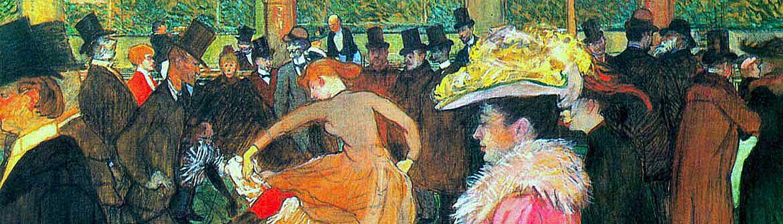 Konstnärer - Henri de Toulouse-Lautrec