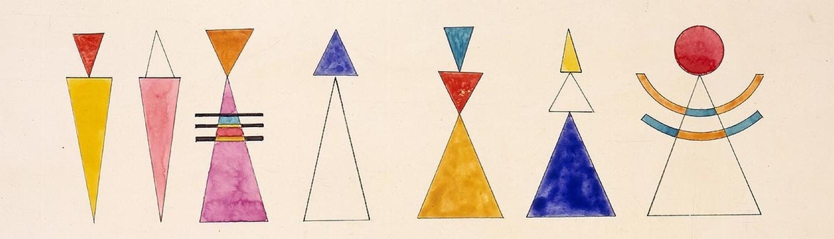 Konstnärer - Wassily Kandinsky