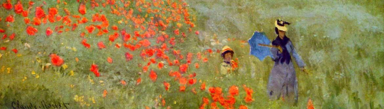 Konstnärer - Claude Monet